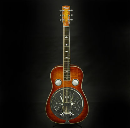 The DobroR Resonator Guitar An American Invented Instrument Has Been Around Since Mid 1920s Dobro Trademark Is Owned By Gibson